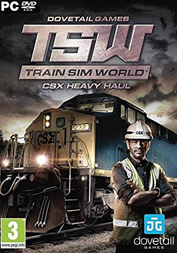 Preisvergleich Produktbild Train SIM World,  CSX Heavy Haul (English) PC