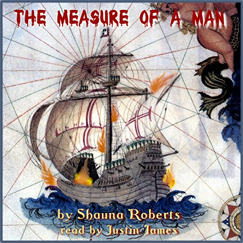 The Measure of a Man audiobook cover art