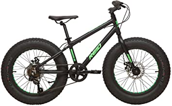 Reid Monster Fat Bike Matte Black