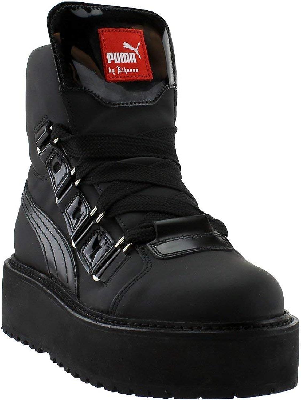 PUMA Mens Fenty by Rihanna Sneaker Casual Boots