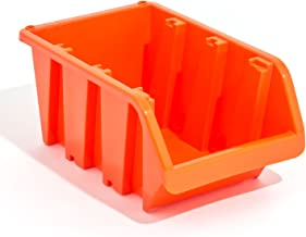 BOX oranje maat 2