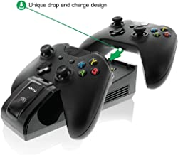 Nyko Charge Base for Xbox One PLUS with USB Charge Cable