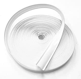 QPN White Vinyl 7/8