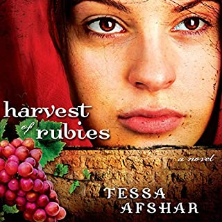 Harvest of Rubies                   By:                                                                                                                                 Tessa Afshar                               Narrated by:                                                                                                                                 Laural Merlington                      Length: 10 hrs and 18 mins     429 ratings     Overall 4.8