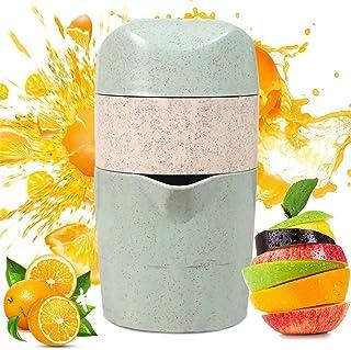 Dough.Q para Uso en el hogar Exprimidor portátil ecológico Exprimidor portátil de Frutas y limón