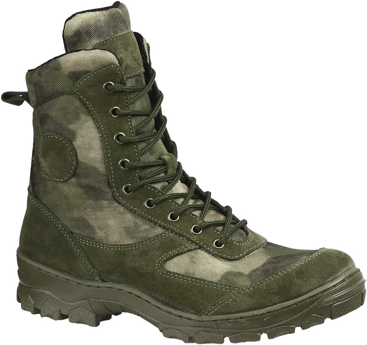 Byteks Authentic Ex-Soviet Tactical DutyHiking SWAT Boots (Lynx 2801) Made in Belarus.