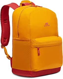 RIVACASE 5561 Lite Urban Waterproof Laptop Backpack, 24 L - Gold