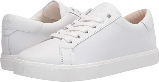 Bright White New Air Action Leather
