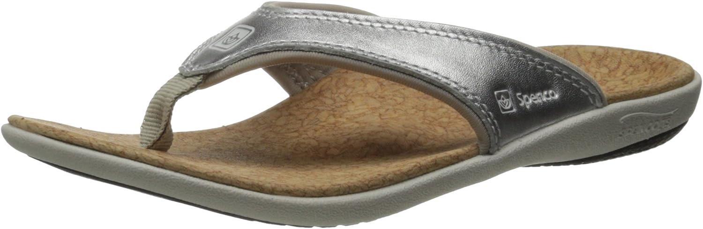 Spenco Topics on TV Women's Yumi free shipping Sandal Metallic