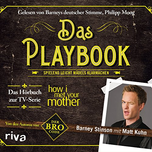 Das Playbook cover art