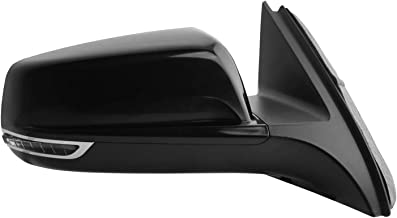 Replacement Passenger Side Power View Mirror (Heated, Non-Foldaway) Fits Chevy Malibu