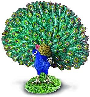 peacock figure