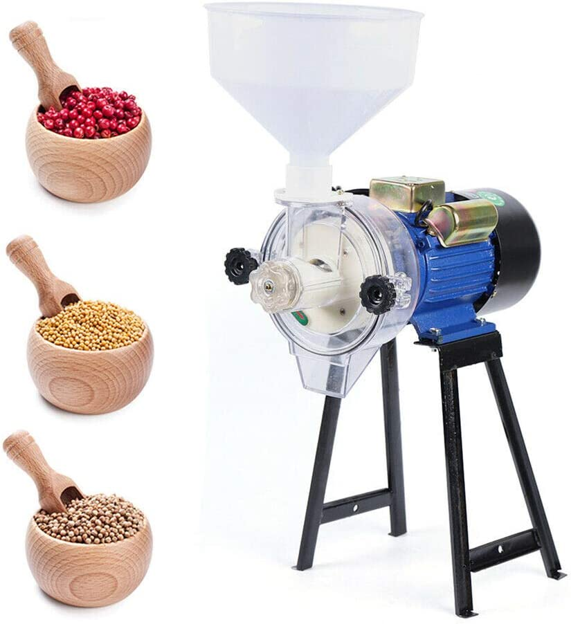 110V Electric Mill Grinder Purchase Cereals Corn Seattle Mall Wet Coffee Grain F Wheat