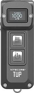 NITECORE TUP 1000 lm Small Flashlight Gray