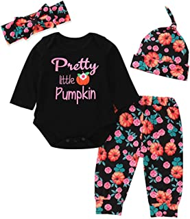 a028fd3f6e8d1 Oyedens Vêtements Bebe Fille Naissance Hiver Vetement Garcon Body Manche  Longue Ensemble Bebe Fille Printemps Pyjama