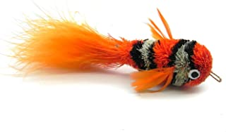 Cat Toy Teaser Wand Refill - Clownfish Katfly