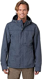 PRANA Men's Roughlock Jacket, Nautical, Small
