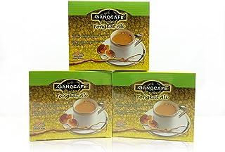 Gano Cafe 3 Boxes Ginseng Tongkat Ali Coffee