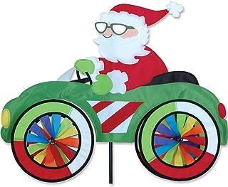Premier 26764 Car Spinner, Santa, 25 by 19-1/2-Inch