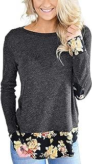 COOlCCI_Womens Clothing 〓Coolcci〓Women T-Shirt Top Tops Blouse Tops Sweatshirt