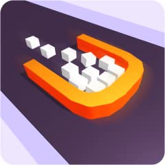 Control the magnet to collect the snow Multiple amazing levels Thrilling sound effects