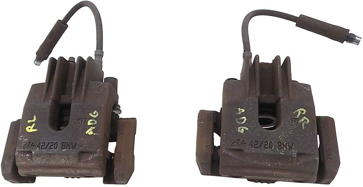 AUTO Ranking TOP9 PARTS LAB Rear Brake Caliper All stores are sold Compatible Sedan Pair RWD OEM