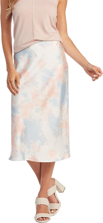 Mud Pie Women's Anya Midi Skirt