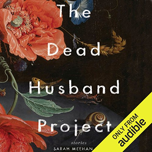 The Dead Husband Project audiobook cover art
