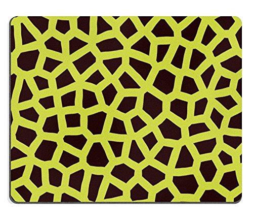 luxlady Gaming Mousepad Beispiel Giraffe Fell nahtlos Bild-ID 6646942