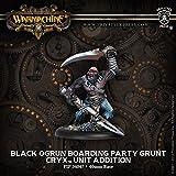 Privateer Press - Warmachine - Cryx: Black Ogrun Boarding Party Model Kit