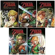 Zelda: Twilight Princess 5 Book Set