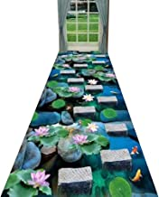 YANZHEN Hallway Runner Rugs Corridor Carpet Cutable Soft Stairs Living Room Easy to Clean 0.6 M / 0.8 M / 0.9 M / 1 M / 1....