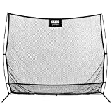 Izzo Golf Catch All Net - Extra Large Golf Hitting net for Your Backyard or Home Range -  A43400