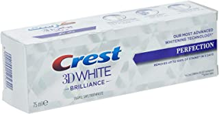 Crest 3D White Brilliance Perfection Toothpaste - 75ml