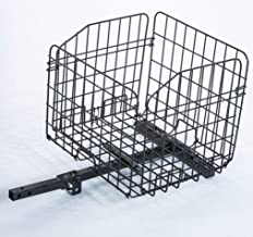 Folding Rear Basket for Mobility Scooters & Powerchairs New Design