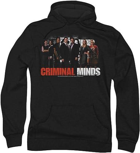 Criminal Minds - Le sweat à capuche Brain Trust - Hommes