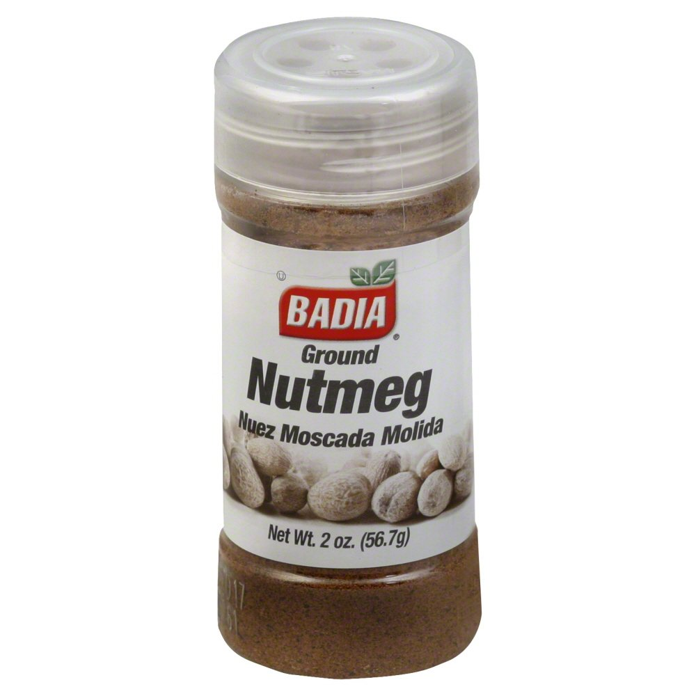 BADIA GROUND NUTMEG 2 Selling rankings price 0Z PACKAGE PER CONTAINER-ONE