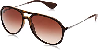 Ray Ban Alex Tortoise Unisex Sunglasses - RB 4201 865/13 59