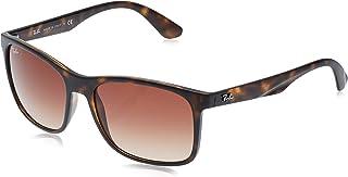نظارة شمسية انجكتد مان مستطيلة للرجال من راي بان، هافانا 57 ملم