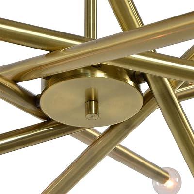 Amazon.com: BELLEZE Mid Century - Lámpara de techo con 12 ...