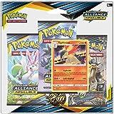 Pokemon (SL10) Soleil et Lune – Alliance Infaillible-Pack 3 boosters, 3PACK01SL10