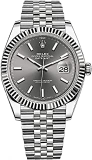 Best rolex datejust on wrist Reviews