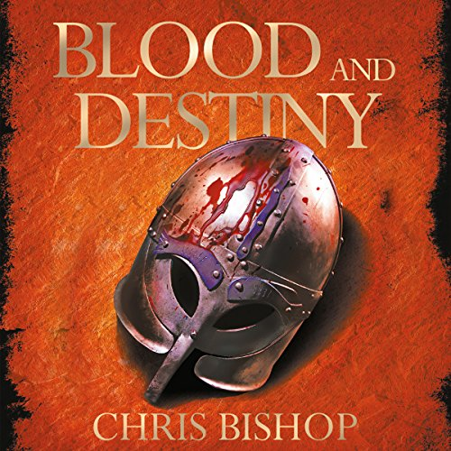 Blood and Destiny audiobook cover art