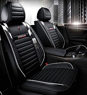 Opel Vectra lujo cordero fundas para asientos coche cubierta de asiento negro