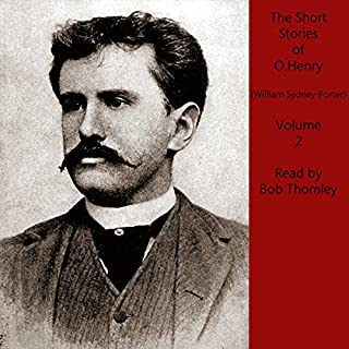 O. Henry Short Stories, Vol. 2 cover art