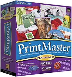 printmaster platinum 15