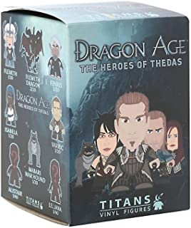 Dragon Age Titans Heroes Of Thedas Blind Box Vinyl Figure