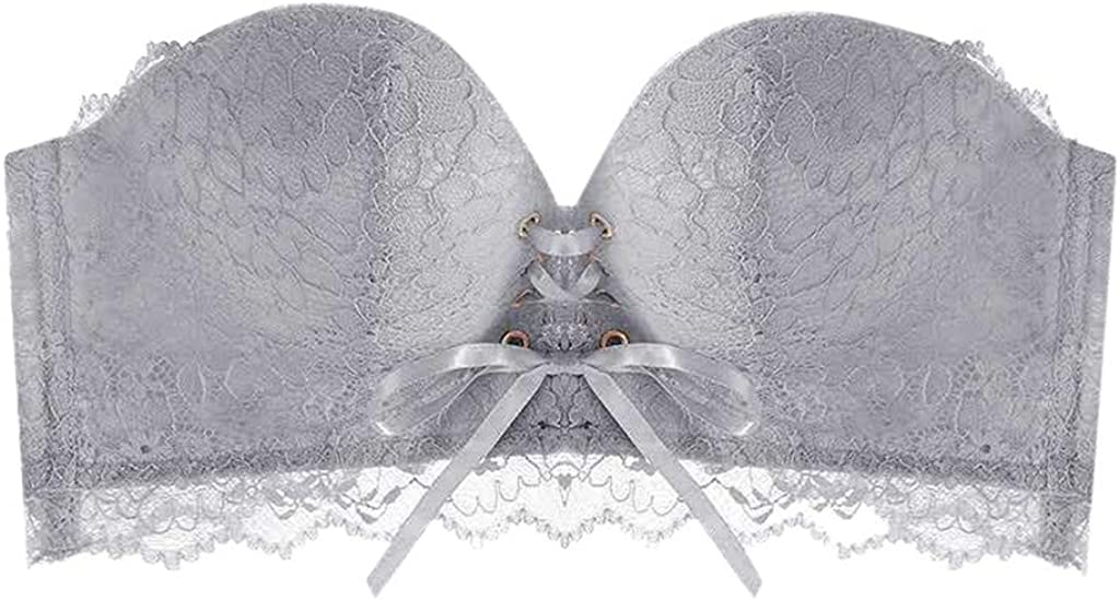 aihihe Strapless Bras for Selling rankings Women Underwire Support Up Great Push All items in the store