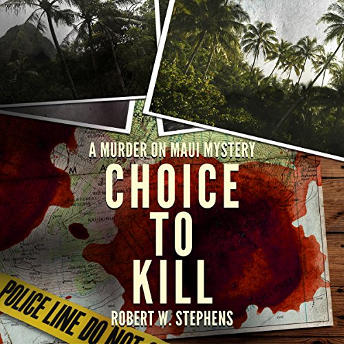 Choice to Kill audiobook cover art