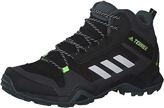 adidas Men's Terrex Ax3 Mid GTX High Rise Hiking Boots